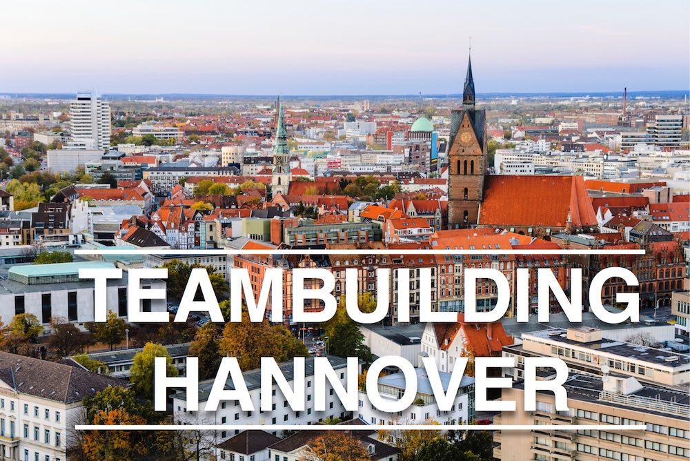 Teambuilding Hannover zusammenspiel